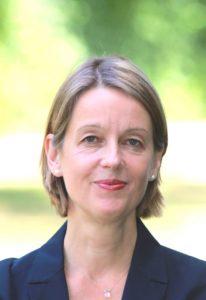 Prof. Dr. Karin Hartmann Bild: Universität Basel