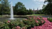 Herbstschule_Castle_garden